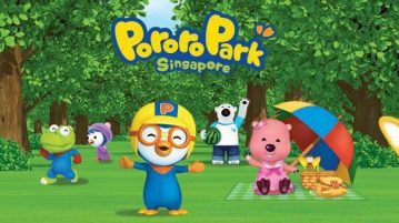 Indoor kids activities at Pororo Park Singapore