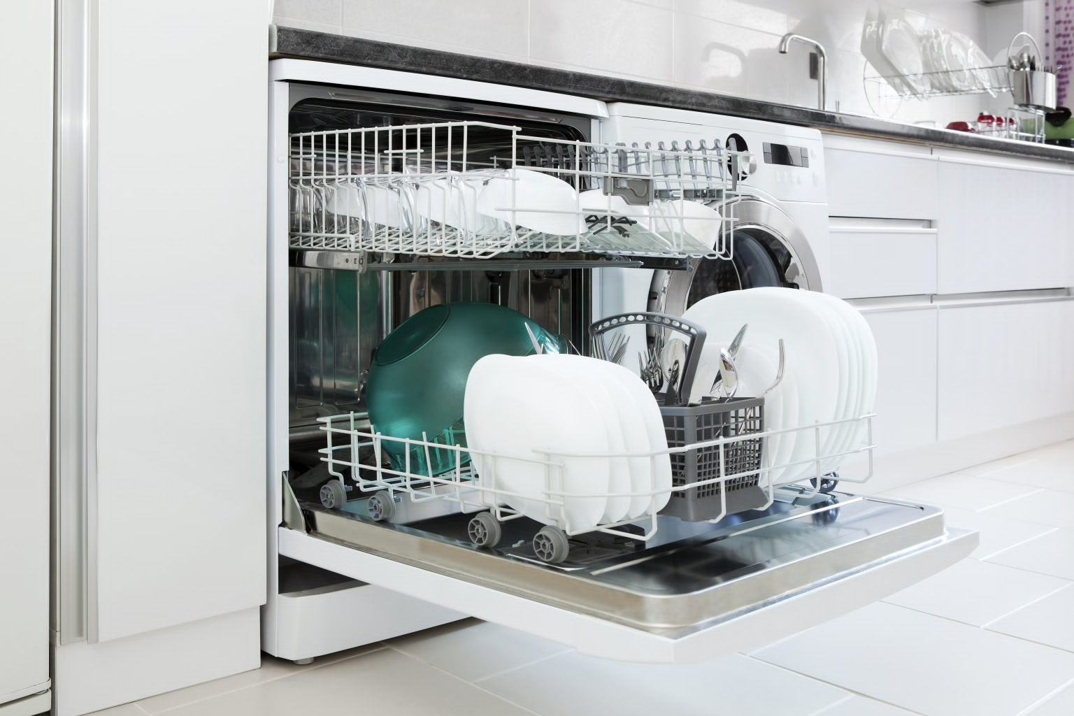 Home dishwashing service