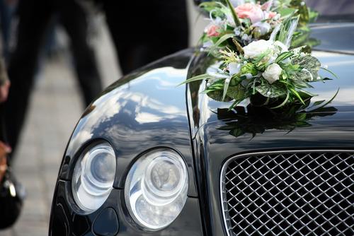 Wedding car rental in Singapore