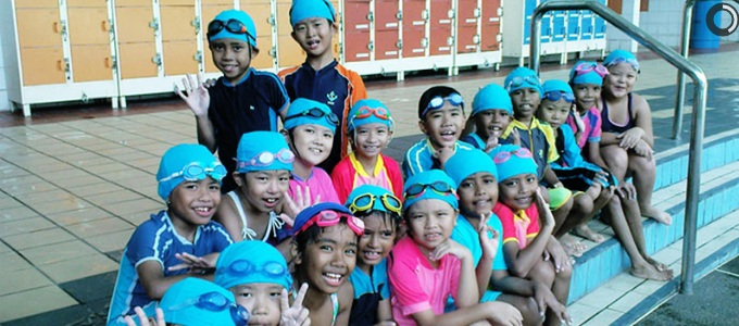 Swimmax offers swimming lessons in Singapore