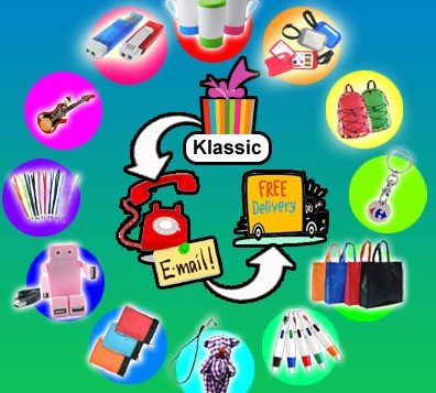 Small corporate gifts at Klassic