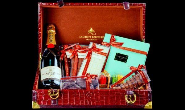 Chocolate Corporate Gift at Laurent Bernard Singapore