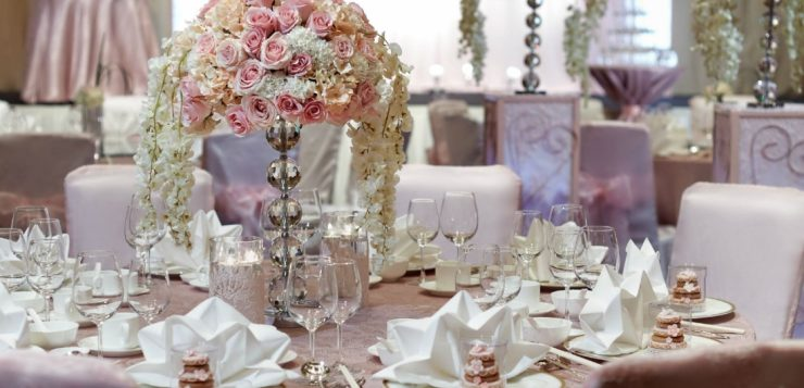 Sheraton Towers Singapore Hotel offers venues for Weddings and other Events