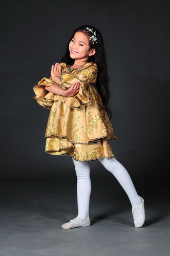 AQDance provides dance class for kids in Singapore