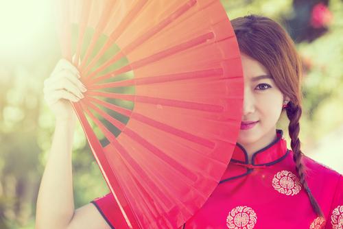 Clothier offers wedding cheongsam in Singapore
