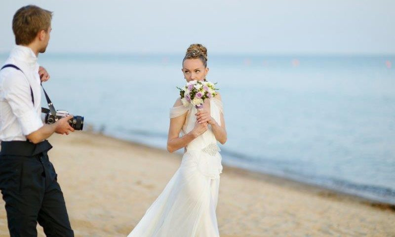The Process of Hiring A Wedding Photographer - Press release