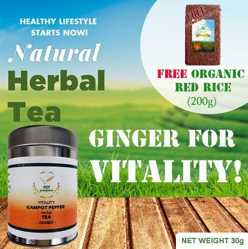 Organic teas online Singapore