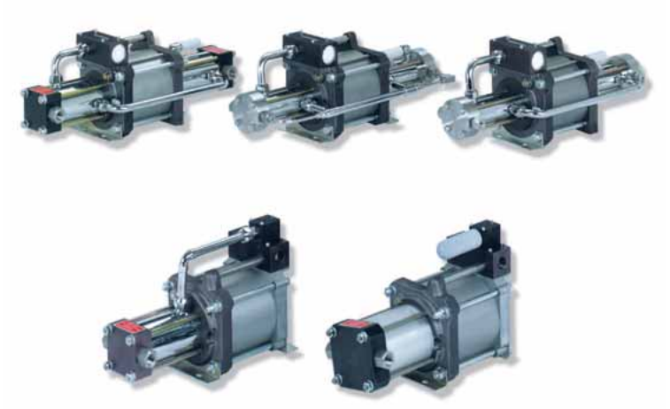 gasboosters from maximator