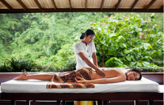 many types of massage to choose from at Newvspa