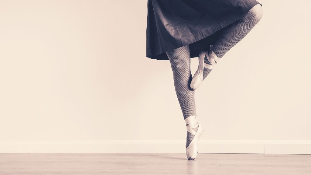 AQ Dance offers ballet classes in Singapore