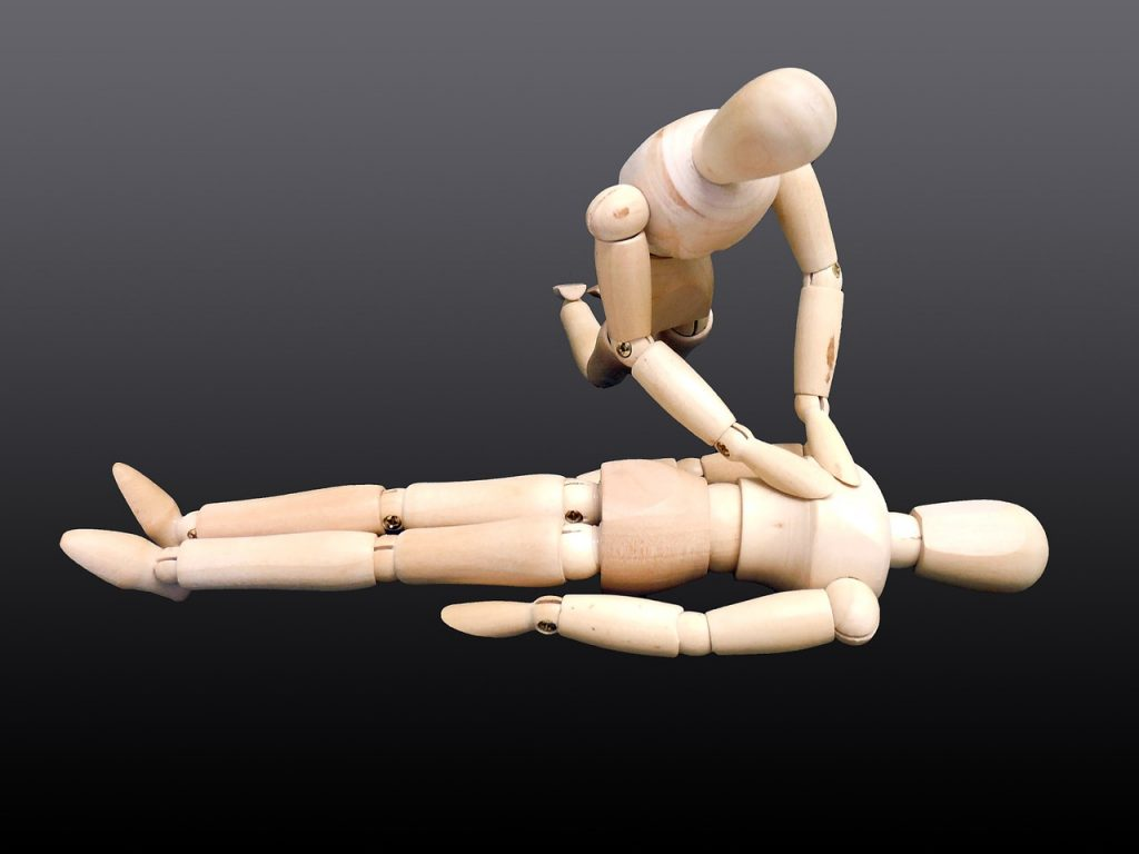 First aid course in Singapore