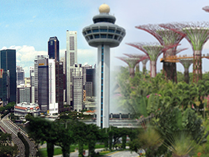 Travel in Singapore with car rental services today