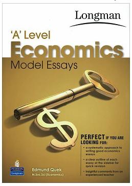 Economics Model Essay Singapore