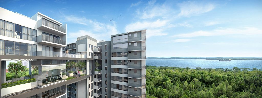 Get a property in Singapore